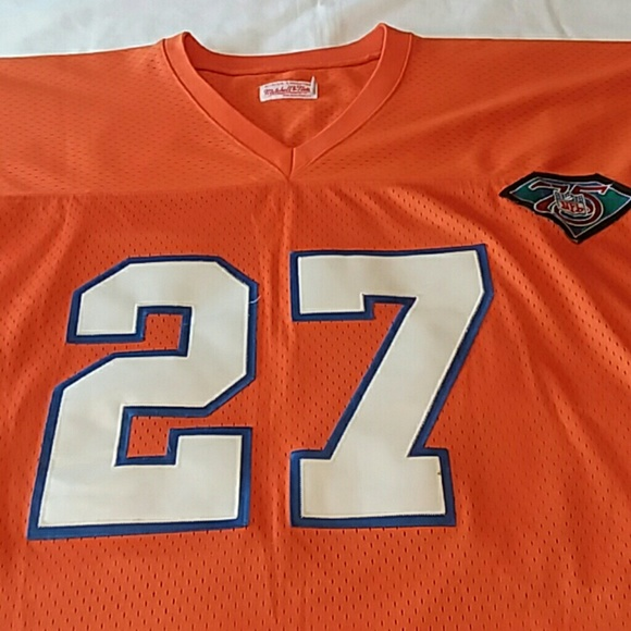 Mitchell & Ness Other | Steve Atwater Denver Broncos Throwback